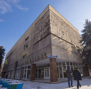 Фрунзе атындагы музей. Архивдик сүрөт