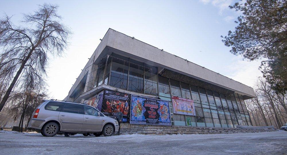 Чыңгыз Айтматов атындагы орус драма театры. Архив