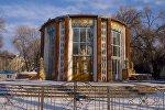 Бывший павильон Соки — газированные воды в Бишкеке