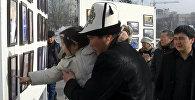 Бишкекте авиакырсыктан каза болгондор эскерилди