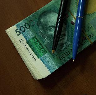 Национальная валюта. Архивное фото