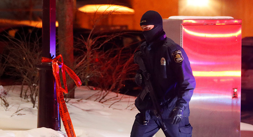 Теракт вмечети Квебека. Погибли шестеро человек