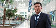 Астанадагы Назарбаев университетинде иштеген кыргызстандык профессор Дүйшөн Шаматов