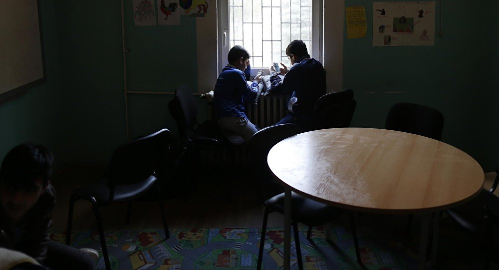 Детский центр ухода в Белграде