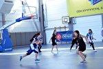 Бишкек шаарындагы окуучу кыздар арасында баскетбол боюнча мектеп лигасы