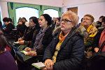 Бишкек шаардык билим берүү башкармалыгы мектеп директорлору үчүн семинар уюштурду