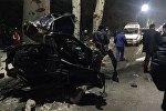 ВДНХ аймагындагы Subaru Impreza үлгүсүндөгү унаанын катышуусу менен болгон жол кырсыктын кесепети