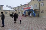 Нарын районуна караштуу Жалгыз-Терек айылында 225 орундуу жаңы мектеп ачылды.