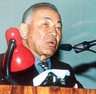 Депутат легендарного парламента, общественный деятель и ученый Жамин Акималиев