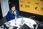 Улуттук онкология борборунун алдындагы Бейтаптардын мектебин жетекчиси Айгүл Кулдаева