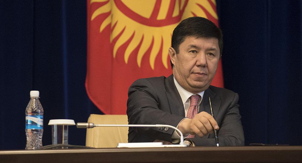 Партия «Акшумкар» выдвинула Темира Сариева кандидатом впрезиденты