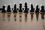 Шахмат оюну. Архивдик сүрөт