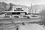 Муратбек Рыскулов атындагы Нарын облустук драма театры. Архив