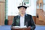 Кыргызстан мусулмандар дин башкармалыгынын Ажылык бөлүмүнүн башчысы Жолдошбек Абдылдаев