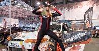 Первая российская выставка Motorsport Expo