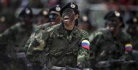 Вооруженные силы Венесуэлы. Архивное фото