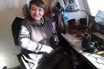 Өтүкчү аял Татьяна: 32 жылдан бери өтүк тигип үй-бүлөмдү багып келем