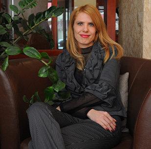 Член рабочей группы по разработке Кодекса Кр о проступках Ирина Летова. Архивное фото