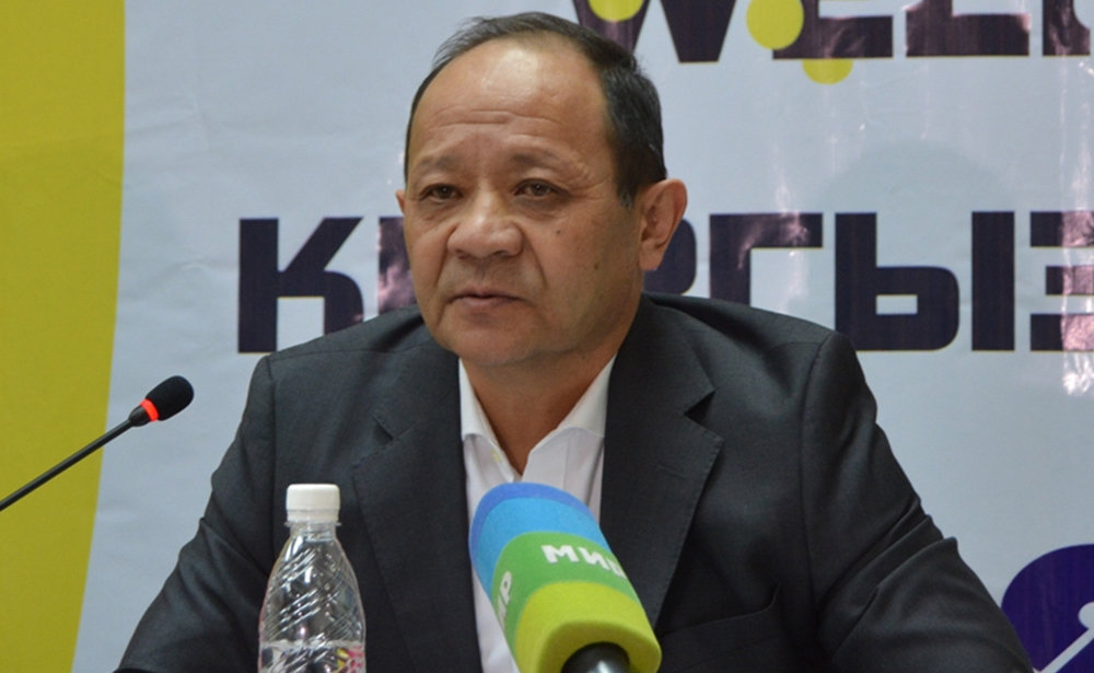 Президент объединения юридических лиц Союз банков Кыргызстана Анвар Абдраев