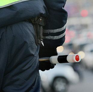 Инспектор дорожно-постовой службы