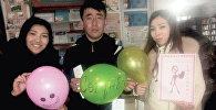 Акция, посвященная вежливости и учтивости, прошла в библиотеке №5 имени Касыма Тыныстанова.