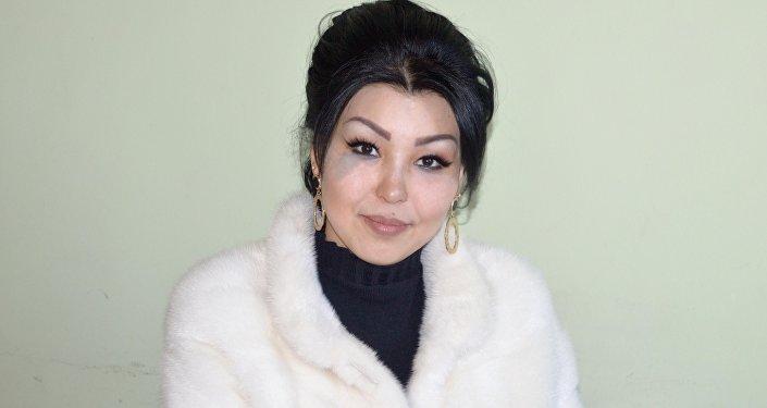 Кыргыз мамлекеттик медициналык окуу жайынын окутуучусу Чолпон Жумагулова