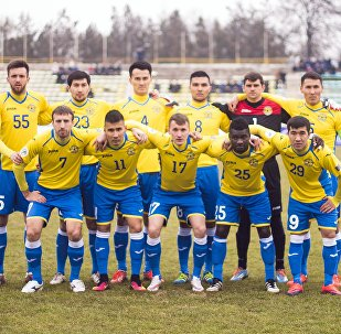 Футболисты футбольного клуба Дордой. Архивное фото
