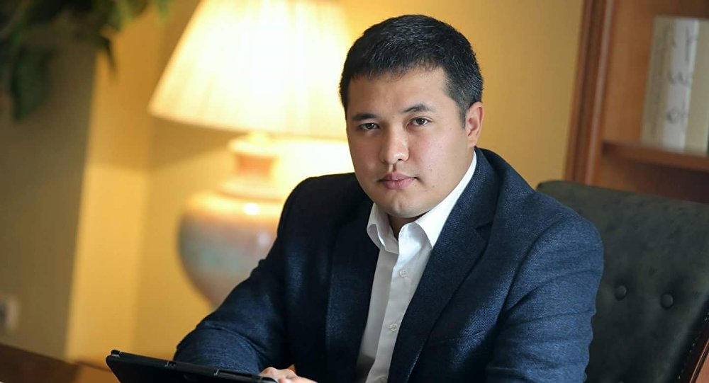 Глава Национального альянса бизнес-ассоциаций Искендер Шаршеев. Архивное фото