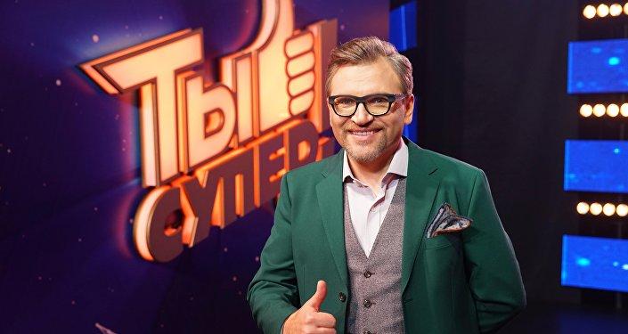 Ведущий телеканала НТВ Вадим Такменев