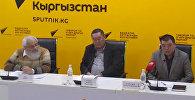 О закрытии бишкекской свалки чиновники рассказали в пресс-центре Sputnik