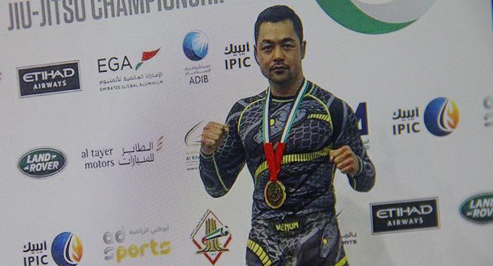 Экс-депутат Тербишалиев жиу-житсу боюнча эл аралык турнирде алтын алды