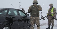 Спецназ Казахстана во время спецоперации. Архивное фото
