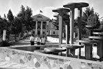 Архивные фотографии города Джалал-Абад