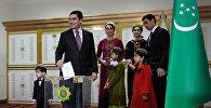 Выборы президента Туркмении