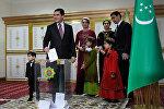 Гурбангулы Бердымухамедов Түркмөнстандын президенти болуп кайра шайланды