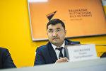 Заместитель директора государственного учреждения Унаа Усеин Касмалиев