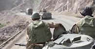 Советские воины-интернационалисты возвращаются из Афганистана на родину. Архивное фото