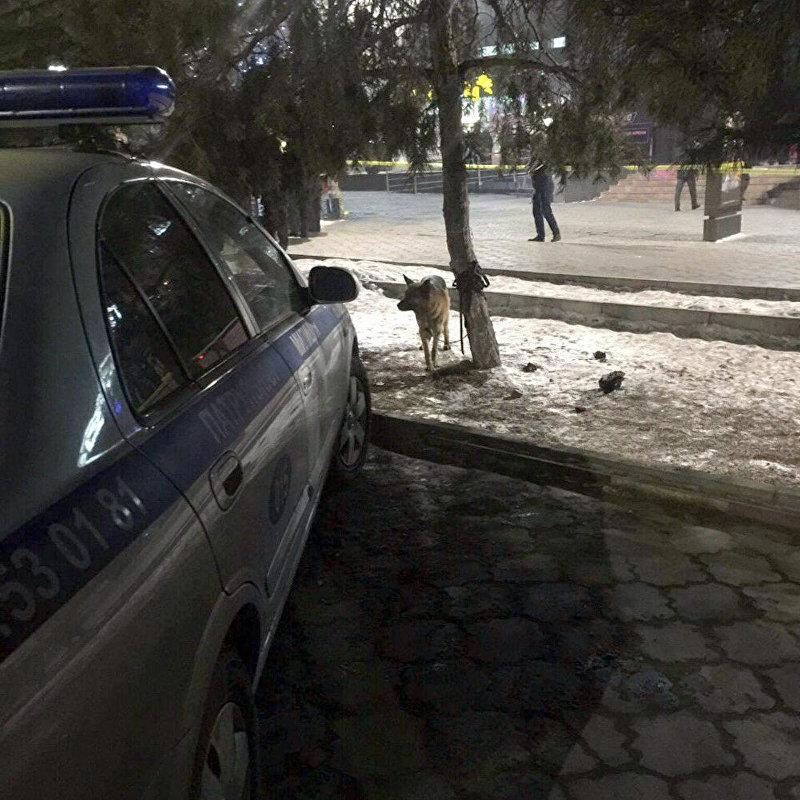 «Космопарк» эвакуировали— поступил звонок озаложенной бомбе