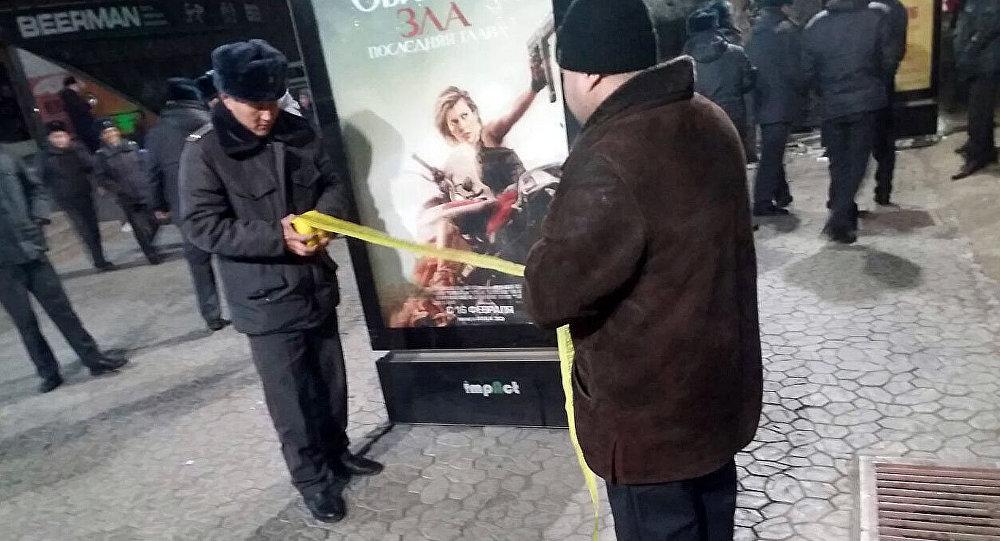 Сообщение обомбе вразвлекательном центре вБишкеке оказалось ложным