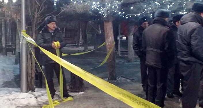 Сообщение о заложенной бомбе в здании развлекательного комплекса Космопарк не подтвердилось