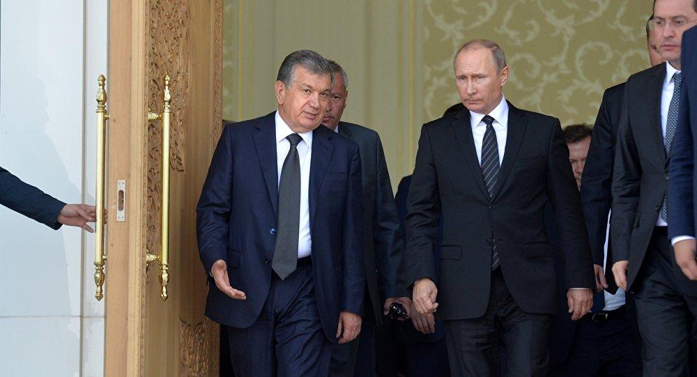 Источник назвал вероятную дату визита президента Узбекистана в Российскую Федерацию