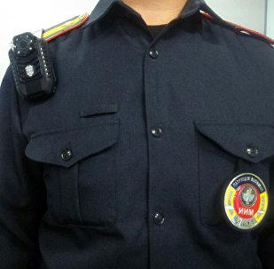Новая форма сотрудников новообразованного Главного управления патрульной милиции. Архивное фото
