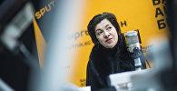 Кыргызстанский дизайнер Ольга Стогова