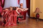 Девушка в свадебном платье от кыргызстанского дизайнера Ольги Стоговой. Архивное фото