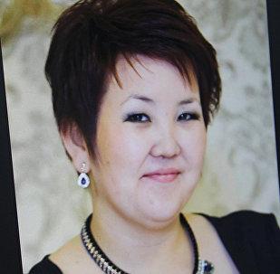 Директор Объединения отелей, ресторанов и кафе Кыргызстана Махабат Алымкулова