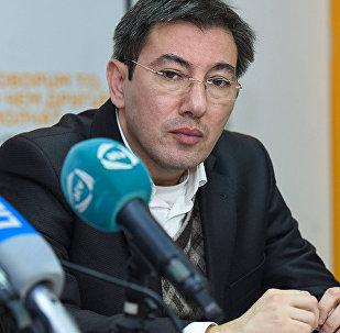 Политолог из Азербайджана Ильгар Велизаде