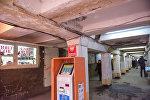 Состояние подземных пешеходных переходов в Бишкеке. Архивное фото