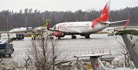 Самолет авиакомпании Vim Airlines. Архивное фото