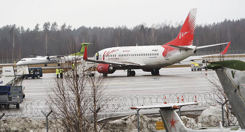 ЧПваэропорту «Рига»: Авиакомпания «Vim Airlines» сделала объявление