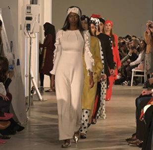 Неделя благопристойной моды — в Лондоне прошел показ для мусульманок